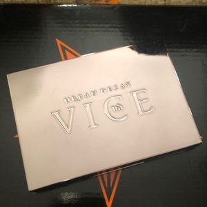 Urban Decay Vice liquid lipstick palette like new